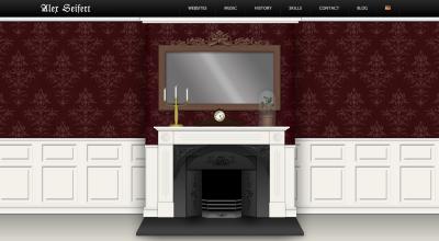 AlexSeifert.com's new design