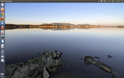 Ubuntu 12.10 on my MacBook