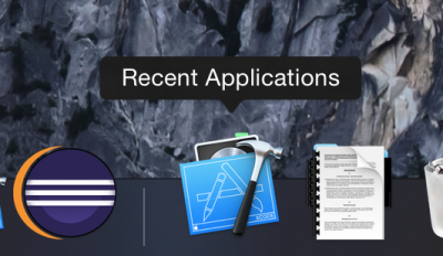 Recent Applications