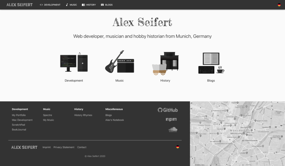 AlexSeifert.com 2020